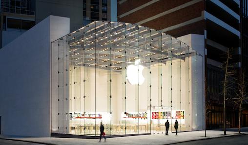 Apple threatens the banks