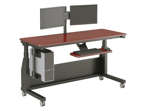 Surprise mobile devices don 39 t help office ergonomics Motorized table
