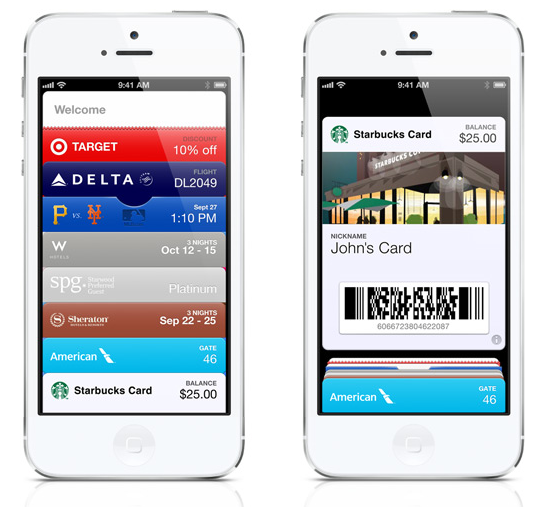 Mobile payments and passbook