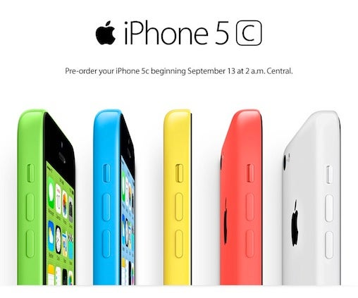 Sprint iPhone pre-orders