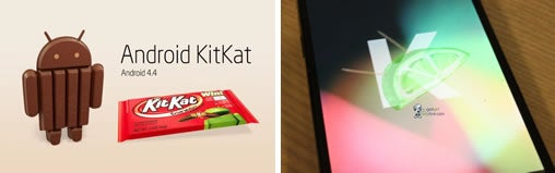 KitKat, leaked screenshots show Key Lime Pie