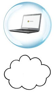Google Chromebook Missing
