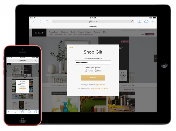 Using Apple iCloud Keychain