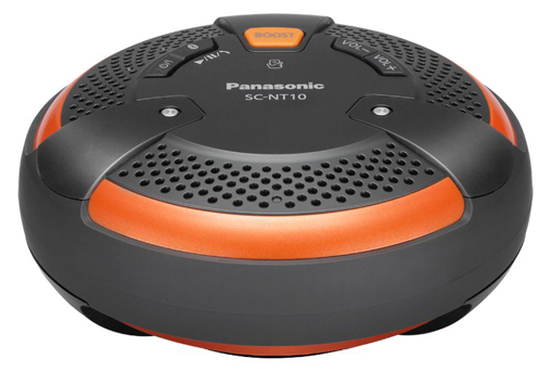 Panasonic SC-NT10 Bluetooth Portable Speaker