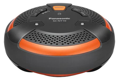 Panasonic SC-NT10 Bluetooth Portable Speaker