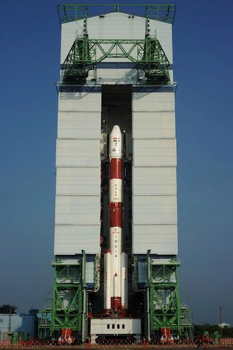 India's PSLV-C25 rocket