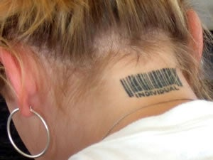 Tattoos could double as an electronic lie detector paired to smartphone?