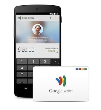 Google's Wallet