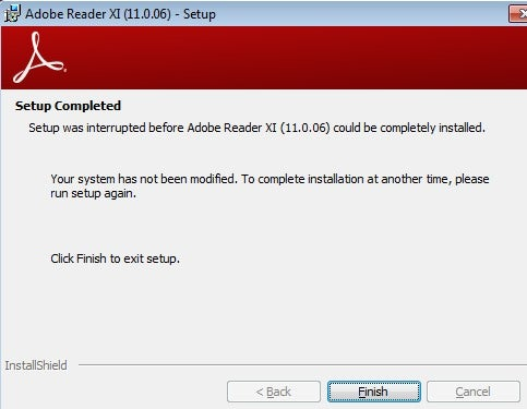 Download and install an older version of adobe reader | windows.