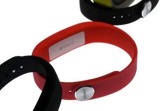 Sony's SmartBand with Core sensor