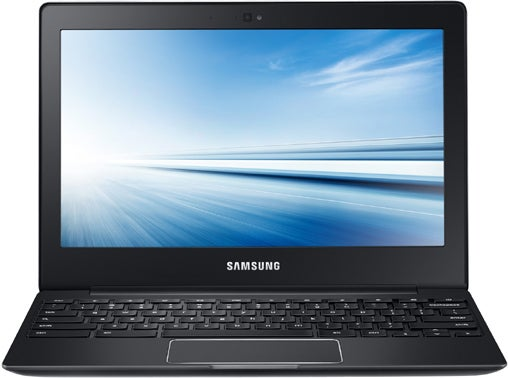 Samsung Chromebook 2 (front)