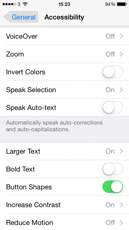 Quick guide: Getting around in iOS 7.1