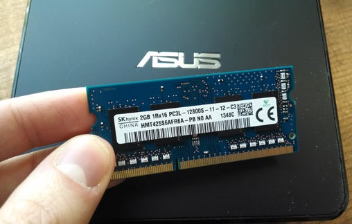 Asus Chromebox RAM