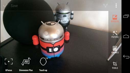 HTC One M8 Google Play Edition Dual Camera