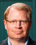 John Hinshaw, EVP of technology and operations, Hewlett-Packard