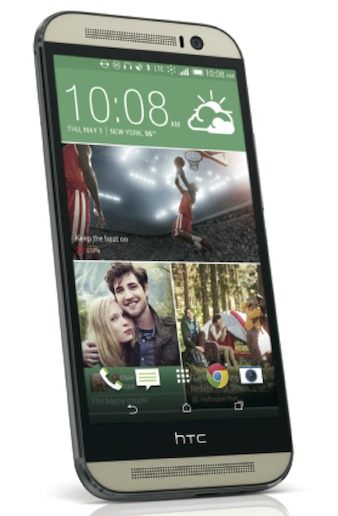 The HTC One (M8) Harman Kardon edition
