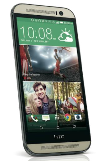 The HTC One (M8) Harman Kardon edition