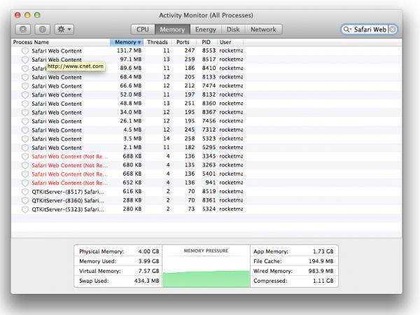 6 Safari secrets for OS X Mavericks
