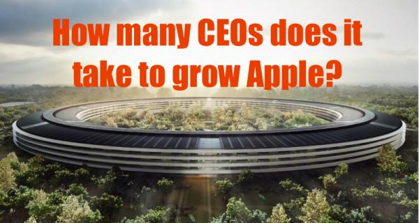 Beats: How many CEOs does it take to grow Apple?