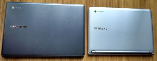 Chromebook 2 vs. Original Samsung Chromebook