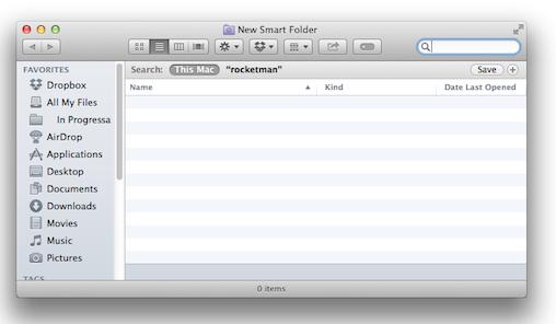 OS X: Everything you need to use Smart Folders | Computerworld