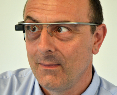 Glassing out with Google Glass