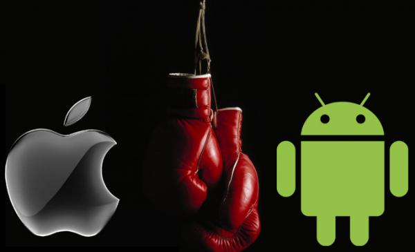 Android vs iOS Upgrades