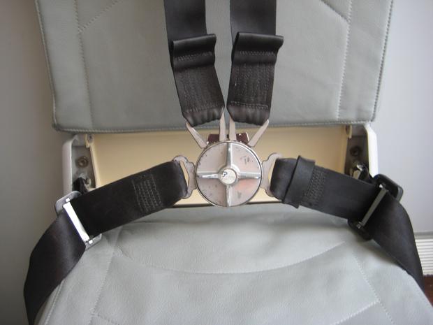 Airbus seatbelt mold