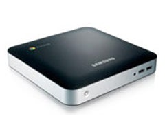 The Google Chromebox, a Chrome OS-based PC