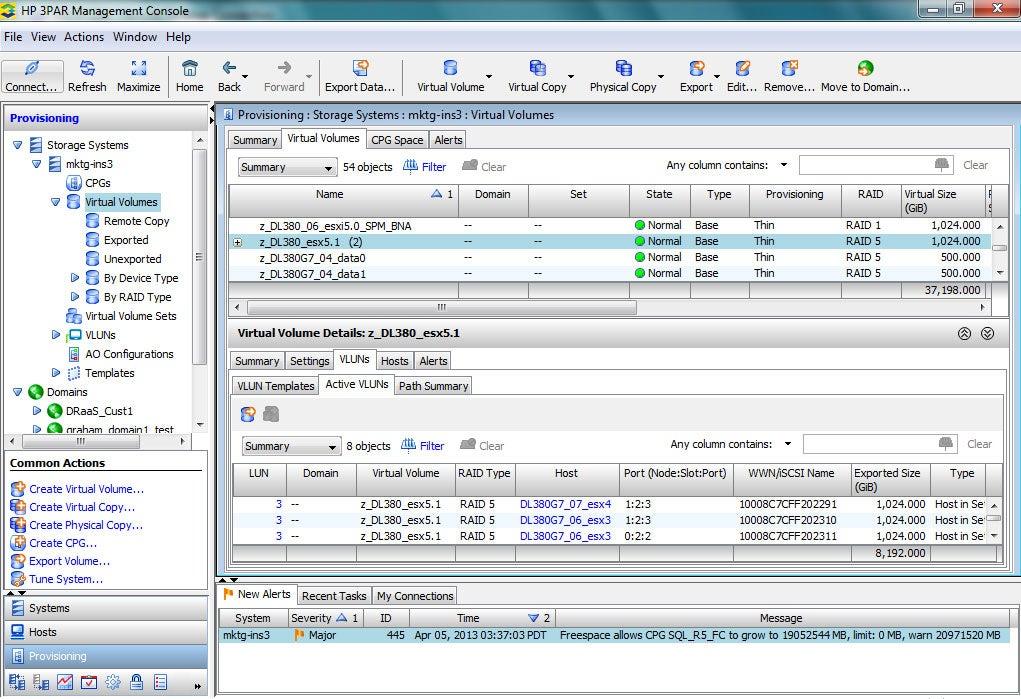 Review: HP 3PAR conjures powerful storage magic   InfoWorld