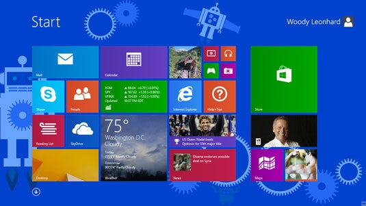 Windows 8.1 review: New version, same mess