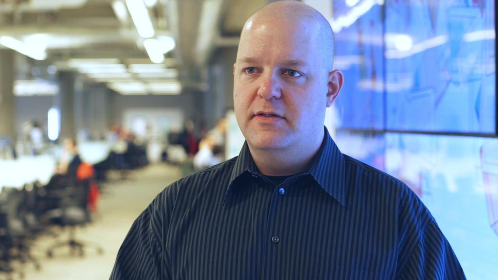 Davis W. Frank, associate director, Pivotal Labs