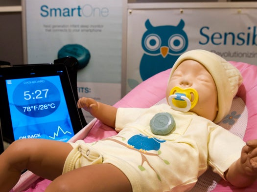SmartOne infant sleep monitor
