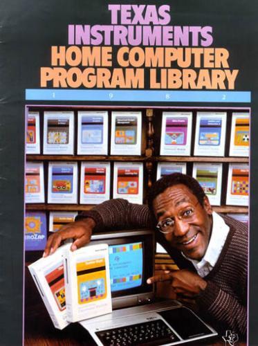 TI home computer