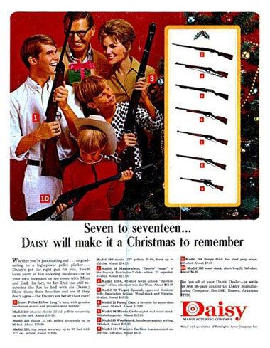 daisy guns