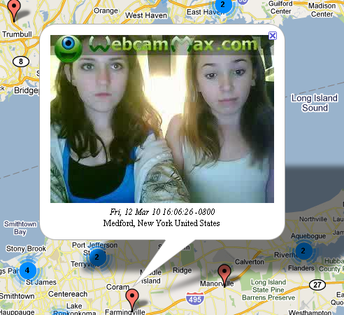 Chatroulette Map Girls