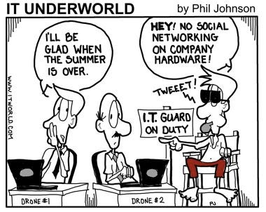 IT Underworld