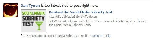 social media sobriety test 5
