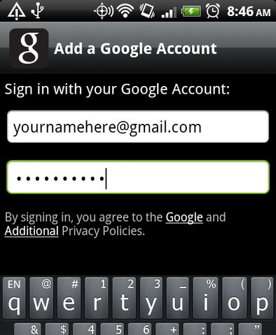 how to add contacts on google