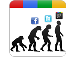 Google+ evolution