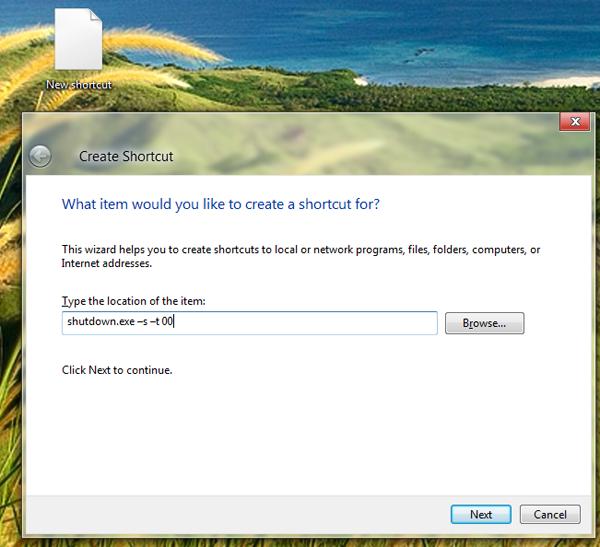 Windows 8 default icon library