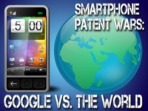 Apple sues Samsung: Android under siege again