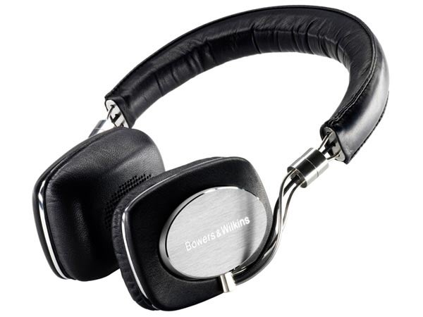 Bowers & Wilkins P5 Over-the-ear noise-isolating headphones