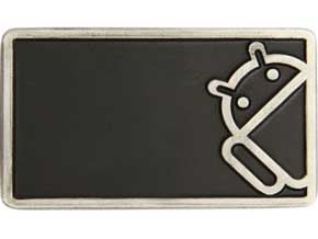Android Belt Buckle