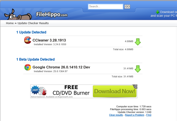 clean master for pc free download filehippo