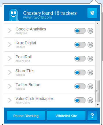 ghostery on itworld site.png