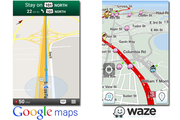 Google, Waze: The ultimate road trip buddies | ITworld