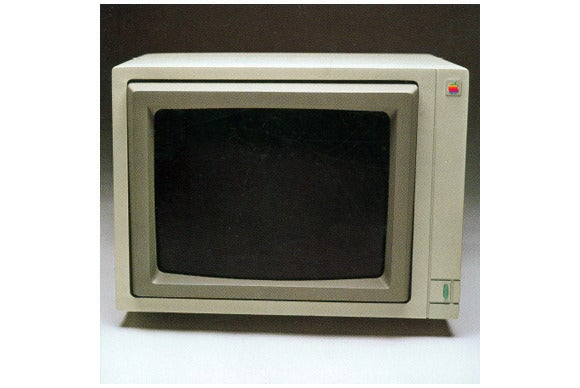 AppleColor Monitor 100