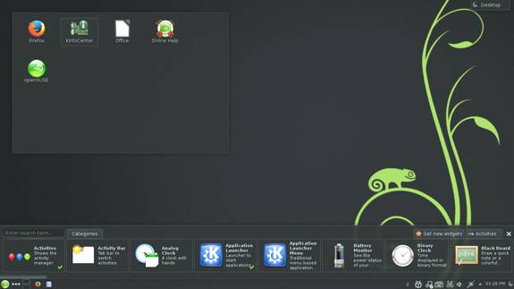 openSUSE 13.1 Download