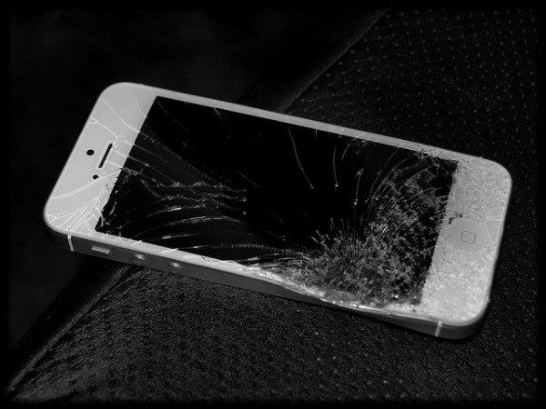 Phone scratch